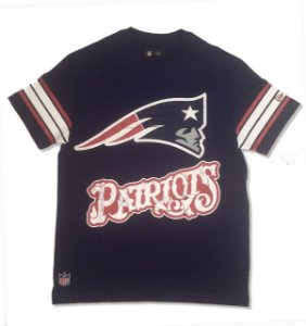 Camiseta New England Patriots Vintage NFL - New Era