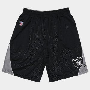 Bermuda Dupla Face Oakland Raiders NFL - New Era