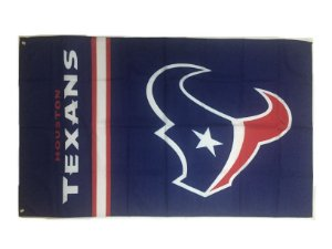 Bandeira Houston Texans NFL - Grande
