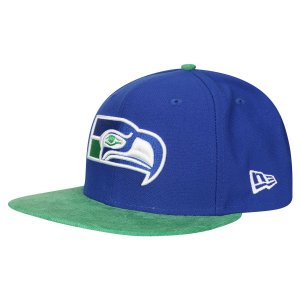 Boné Seattle Seahawks Retro Tone 950 Snapback - New Era