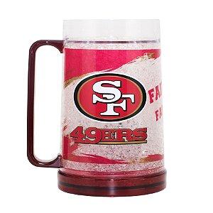 Caneca Chopp Térmica San Francisco 49ers - NFL