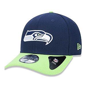 Boné Seattle Seahawks 940 Snapback HC Basic - New Era