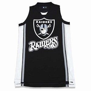 Regata Jersey Oakland Raiders NFL Preto - New Era