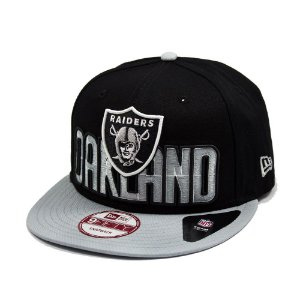 Boné Oakland Raiders DRAFT15 950 Snapback - New Era