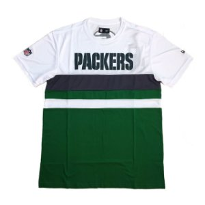 Camiseta Green Bay Packers Stroke Verde - New Era