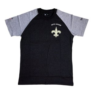 Camiseta New Orleans Saints Division Cinza - New Era