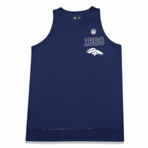 Regata Denver Broncos Azul Longer - New Era