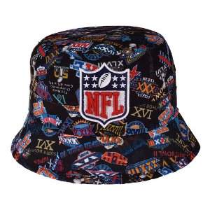 Chapéu Bucket Combo NFL - New Era