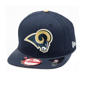 Boné Saint Louis Rams DRAFT 950 Snapback - New Era