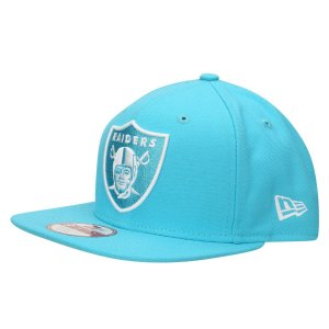 Boné Oakland Raiders 950 White on Blue - New Era