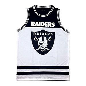 Regata Basketball Oakland Raiders NFL - New Era