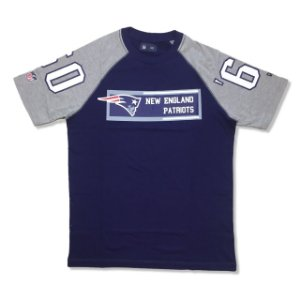 Camiseta New England Patriots Raglan Rec - New Era