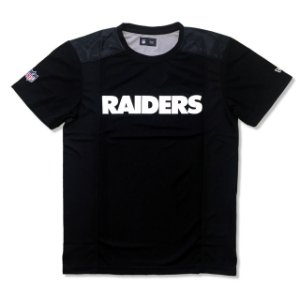 Camiseta Oakland Raiders Recortes - New Era