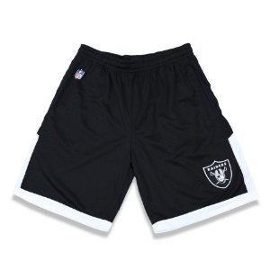 Bermuda Infantil Oakland Raiders Toodler - New Era
