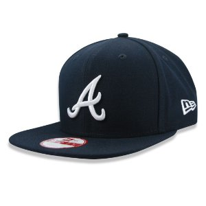 Boné Atlanta Braves Strapback Team Color MLB - New Era