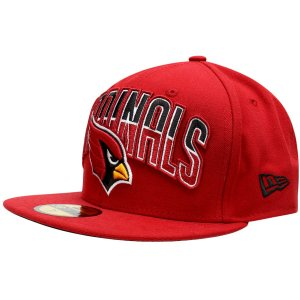 Boné Arizona Cardinals DRAFT 5950 Fechado - New Era