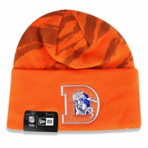 Gorro Touca Denver Broncos Kickoff Print - New Era