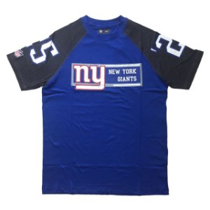 Camiseta New York Giants Raglan Rec - New Era