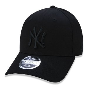 Boné New York Yankees 3930 Black on Black MLB - New Era
