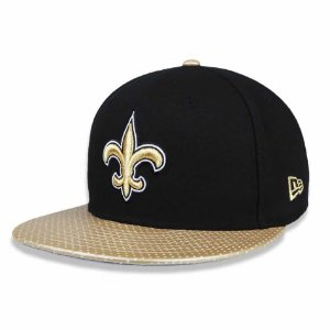 Boné New Orleans Saints 950 Pop Hits Snapback - New Era