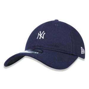 Boné New York Yankees 920 Mini Logo Marinho - New Era