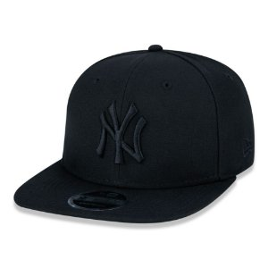 Boné New York Yankees 950 Black on Black MLB - New Era