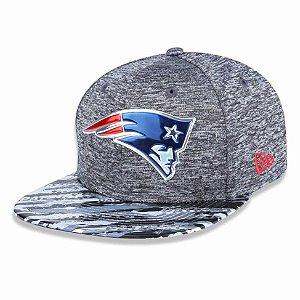 Boné New England Patriots 950 Snapback Kickoff Print - New Era