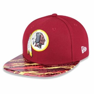 Boné Washington Redskins 950 Snapback Kickoff Print - New Era