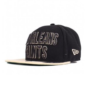 Boné New Orleans Saints 950 Word Stack Snapback - New Era
