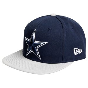 Boné Dallas Cowboys Script Flip 950 Snapback - New Era