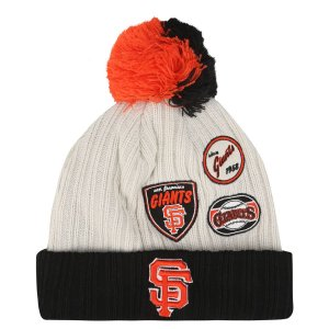 Gorro Touca San Francisco Giants Vintage Knitter - New Era