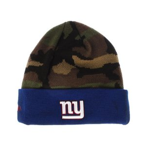 Gorro New York Giants NFL Block Cuffer - New Era