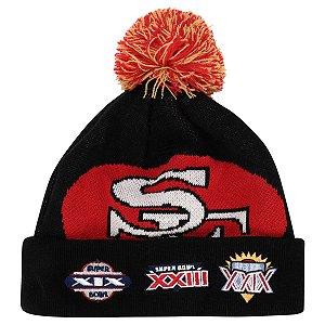 Gorro Touca San Francisco 49ers Big Team Super Bowl - New Era