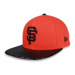 Boné San Francisco Giants 950 Leather Rip MLB - New Era