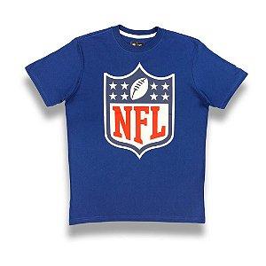 Camiseta NFL Logo Azul - New Era