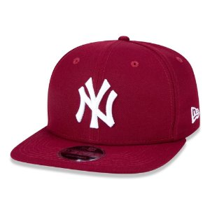 Boné New York Yankees 950 White on Cardinal MLB - New Era