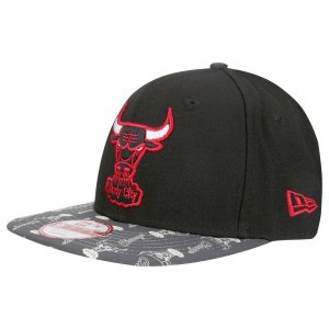 Boné Chicago Bulls 950 Glowing Vize NBA - New Era