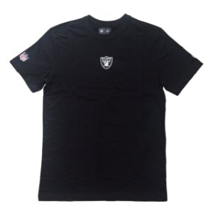 Camiseta NFL Logo Preto - New Era - FIRST DOWN - Produtos Futebol ... 949c9d7055a