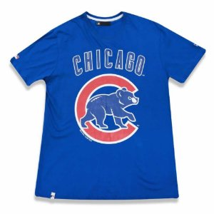 Camiseta Chicago Cubs Basic - New Era