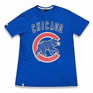 Camiseta Chicago Cubs Basic - New Era