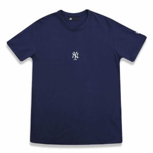 Camiseta New York Yankees Mini Logo MLB - New Era