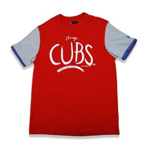 Camiseta Chicago Cubs Letter - New Era