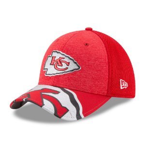 Boné Kansas City Chiefs Draft 2017 On Stage 3930 - New Era
