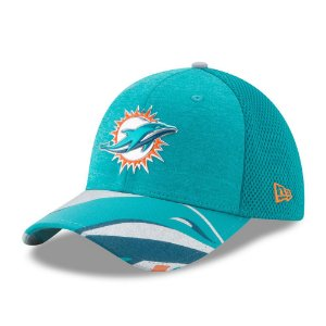 Boné Miami Dolphins Draft 2017 On Stage 3930 - New Era