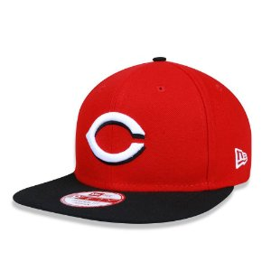 Boné Cincinnati Reds 950 Basic Otc MLB - New Era