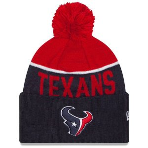 Gorro Touca Houston Texans On Field - New Era