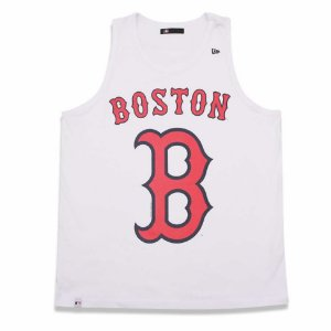 Regata Boston Red Sox MLB Branca - New Era