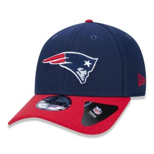Boné New England Patriots 940 Snapback HC Basic - New Era