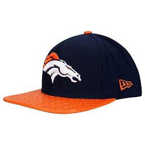 Boné Denver Broncos 950 Snapback Visor Link - New Era