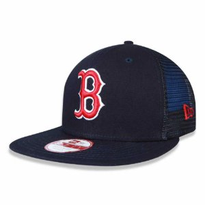 Boné Boston Red Sox Trucker 950 Snapback MLB - New Era